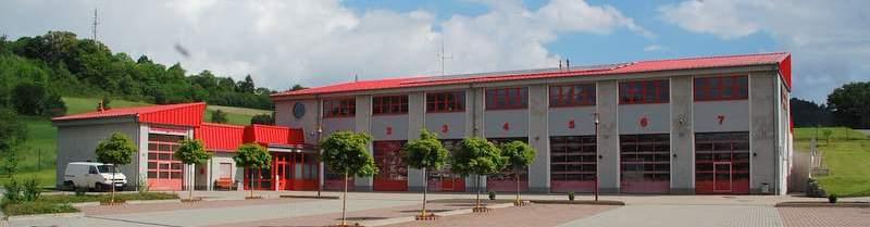 Feuerwehr-Gerätehaus Stadtilm