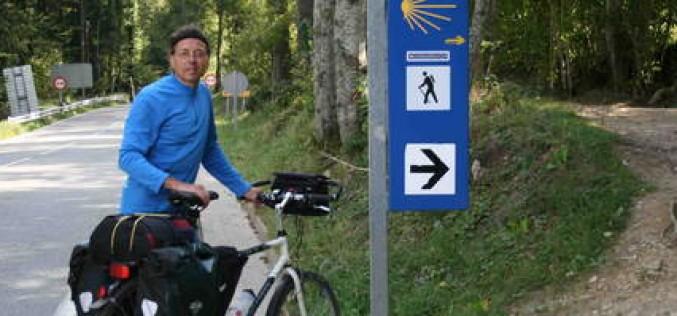 Mit dem Fahrrad durch Spanien