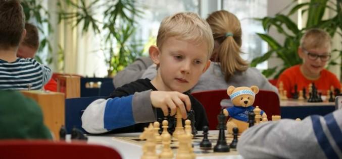 Schach-Grundschulcup in Stadtilm