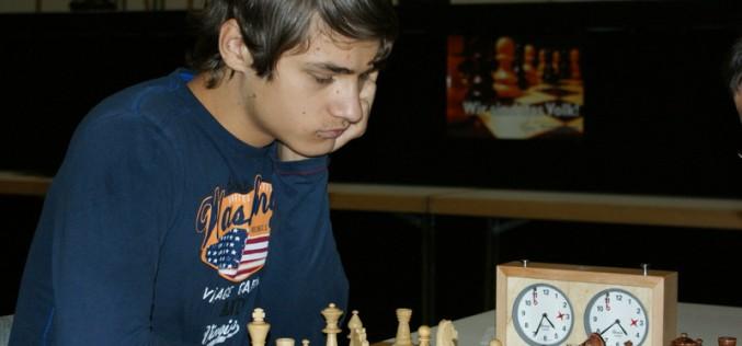 Schachgemeinschaft Blau Weiß Stadtilm ist Bezirksmeister der U20