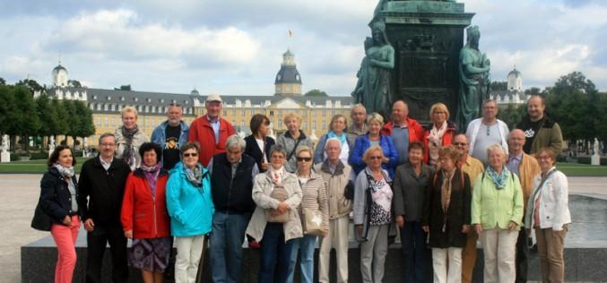 Freundeskreis Städtepartnerschaft und Bürgerverein gemeinsam in Waldbronn