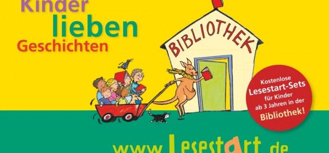 Kinder lieben Geschichten