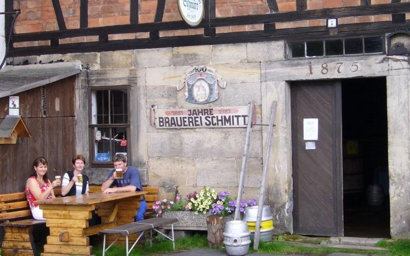Museums-Brauerei Schmitt