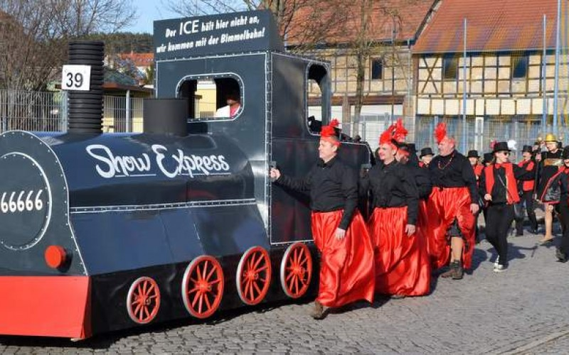 Närrische Nachlese 559. Volkskarneval in Blaunasien