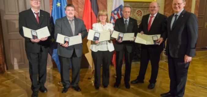 Rudi Ebenreth erhielt Verdienstorden der Bundesrepublik Deutschland