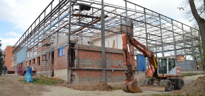 Sanierung Turnhalle