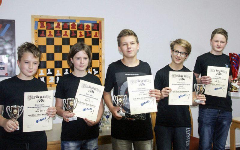 Thüringer Mannschaftsmeisterschaften U14