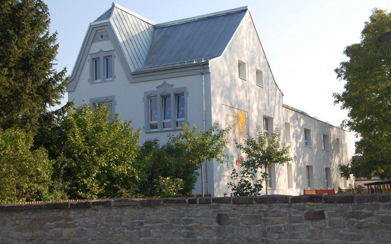 """Energetische Sanierung Kindertagesstätte """"Villa Sonnenschein"""" abgeschlossen"""