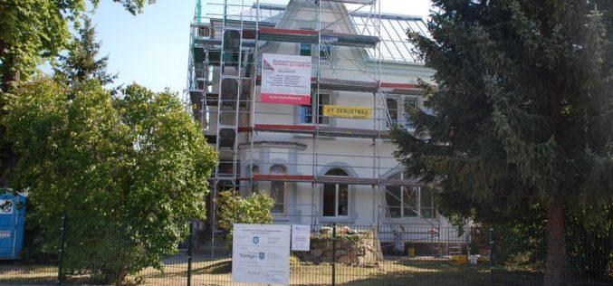 Energetische Sanierung Kita Villa Sonnenschein