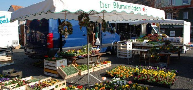 Stadtilmer Wochenmarkt
