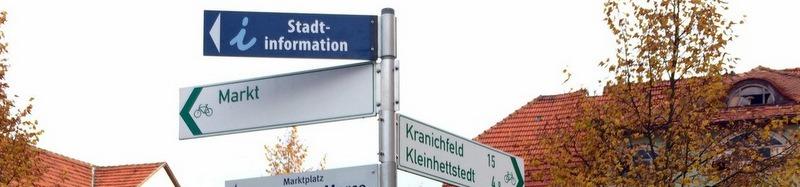 Stadtinformation, Gästeinformation, Touristinformation, Auskunft, Stadtilm, Ilmtal