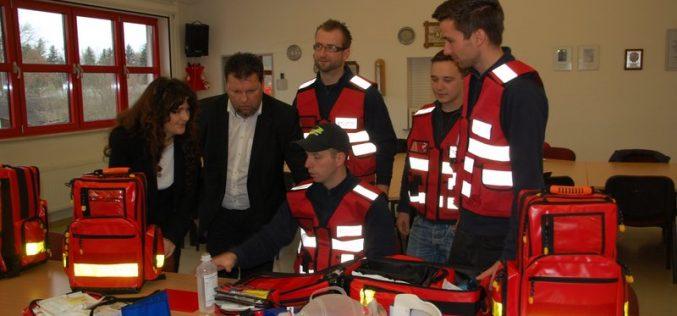 Freiwillige Feuerwehr Stadtilm – First Responder/ Ersthelfer