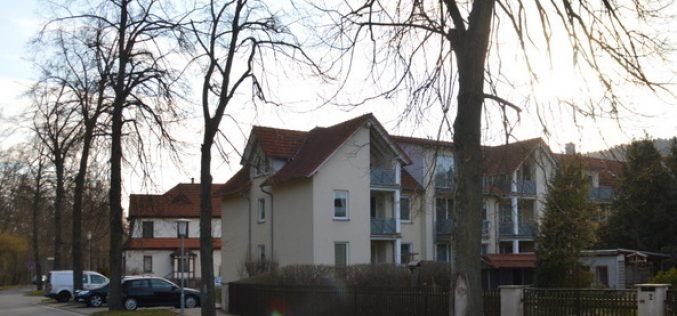 Information zur Sperrung Stadtilm, Uferstraße