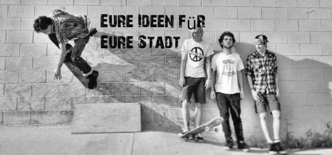 Eure Ideen für Eure Stadt Stadtilm – Jetzt abstimmen