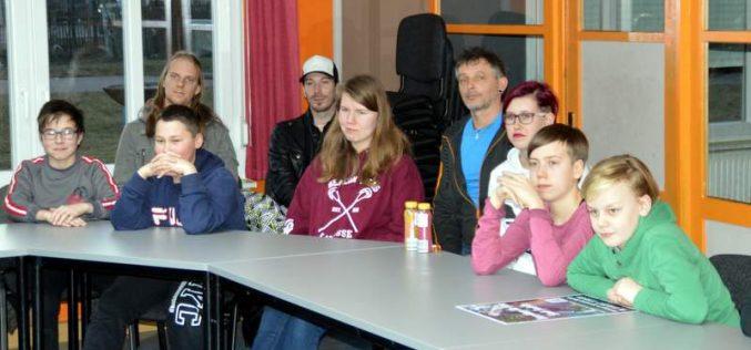 """1. Workshop """"Eure Ideen für Eure Stadt"""""""