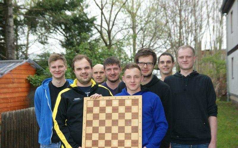 Aufstieg in die Oberliga
