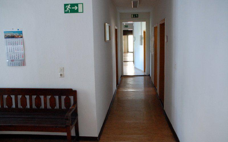 Ausschreibung von Bauleistungen zum Innenausbau des Rathauses