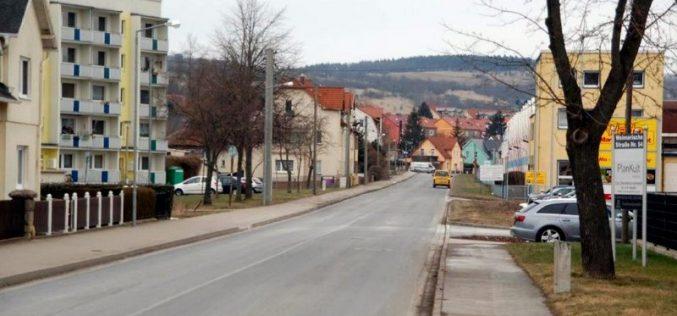Anwohnerversammlung – Baumaßnahme Erneuerung Gehweg Weimarische Straße