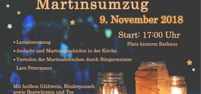 Stadtilmer Martinsumzug