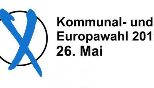 Wahlergebnisse Kommunal- und Europawahl Stadtilm