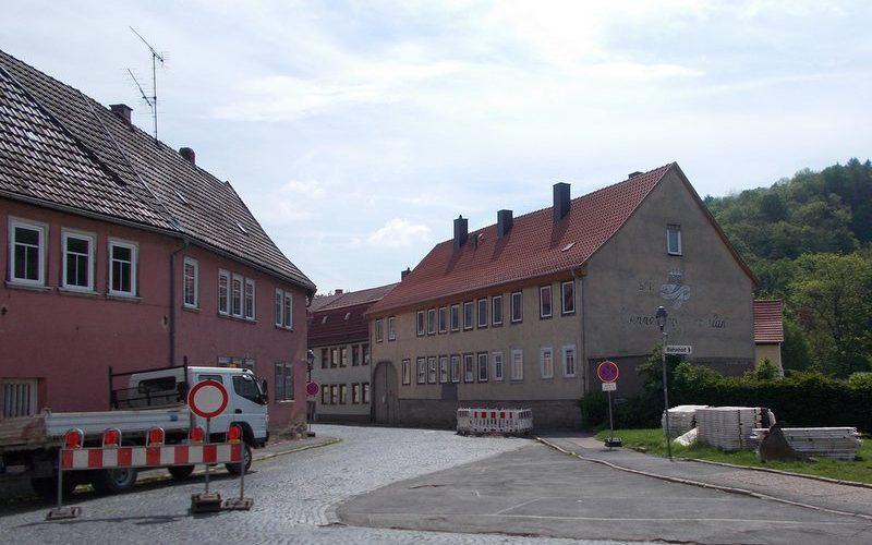 Neuverlegung der Gasleitung in der Karl-Liebknecht-Straße