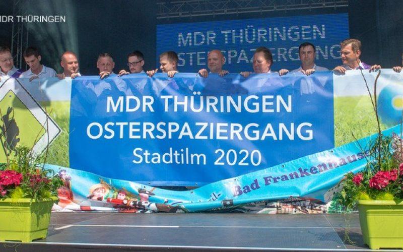 mdr Osterspaziergang am 12.04.2020 in Stadtilm – Helfer gesucht!