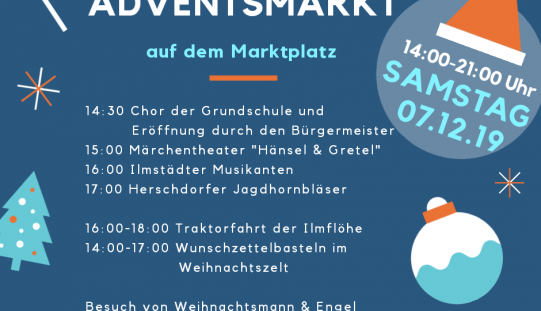Stadtilmer Adventsmarkt