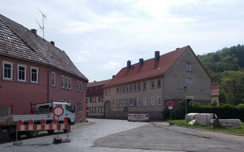 Baubeginn in der Teichgartenstraße verschoben