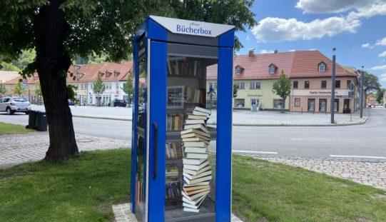 Gratis Bücher holen – ausgemusterte Bücher bringen