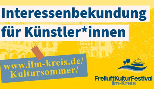Freiluft-Kultur-Festival 2021