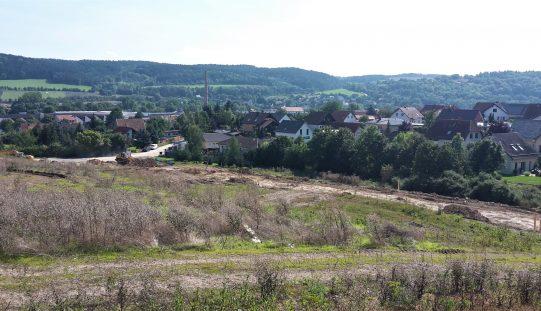 """Erschließungsarbeiten Wohngebiet """"Am Weinberg"""""""