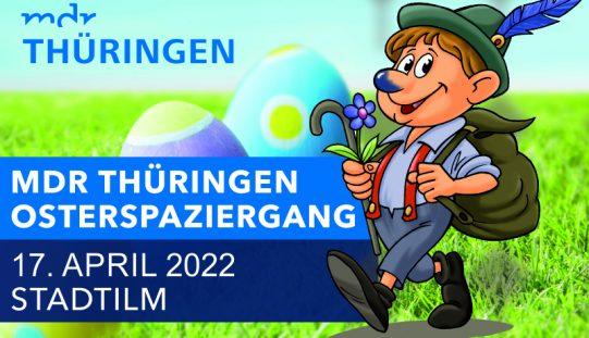 mdr Osterspaziergang 2022